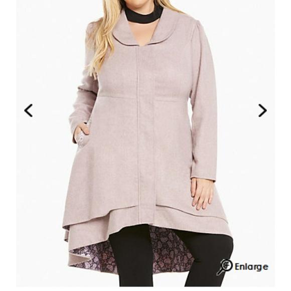 9dffd5635 Torrid Jackets & Coats   Hello Kitty Coat Size 2 1820   Poshmark